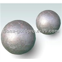 chrome grinding foundry balls