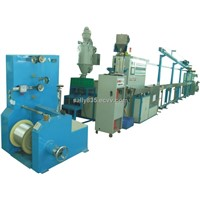 copper wire& cable extrusion line