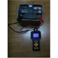 digital LCD battery analyzer SC-100 battery tester