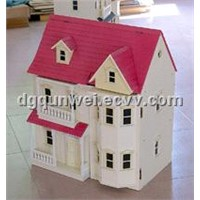 dollhouse mini house