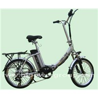electric folding bike D2