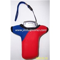 fashion T-shirt neoprene mobile phone holder on sale