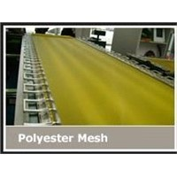 figured cloth polyester printing wire mesh