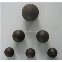 forged ball, rolling ball, forging ball