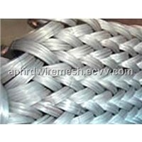 galvanized iron wire offered by China Anping Hengruida Wire Mesh Co.,Ltd