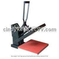heat transfer machine for garment ,t-shirt