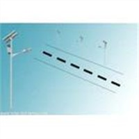 high brightness 20w-120w solar street lighting system