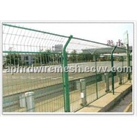 high wire mesh fence of  Chinese Professional supplier