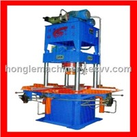 YH100-500B Hydraulic Cement Tile Making Machine