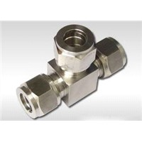 Eaton Parker Swagelok hydraulic fitting adapter