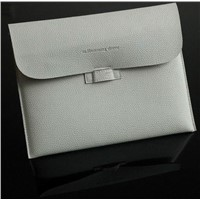 iPad 2 Magnetic Slim Leather Stand Case