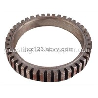 iron die casting Machinery parts