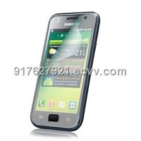 large supply ! Top quality high clear anti-scratch protective film for samsungI9000screen guard