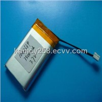 li polymer battery 3.7v 3500mah 104266P high capacity
