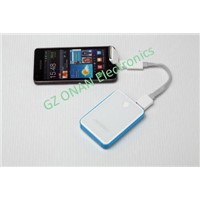 mobile Power bank , battery charger for iPhone/iPod/Smartphone