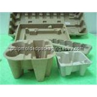 molding pulp electronic cushion/protection