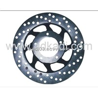 motorcycle brake disc