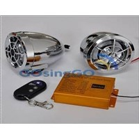 motorcycle mp3 alarm system