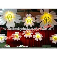 new creative inflatable flower for 2012 wedding