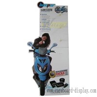 new product cardboard advertising standee