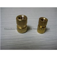 oxide bolt nuts for plasitc insert