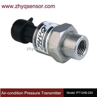 pressure transmitter design for air condition