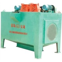 shot blasting machine for steel pipe surface
