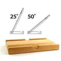 smart wood stand for ipad