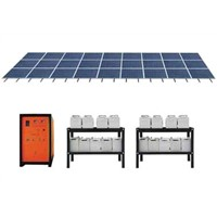 solar home system, solar pump, solar light