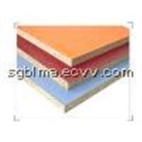 Solid Color Melamined Particle Board