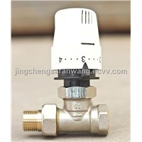 three diamentional thermostatic radiator valve