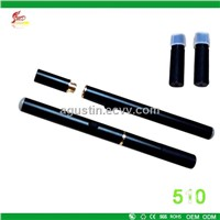 top green auto/manual 510 mini electronic cigarette with blue/red LED light