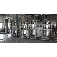 water pretreatment system