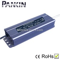 Manufacture IP67 waterproof constant voltge power switch 24v 200w