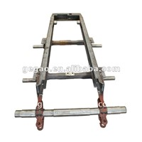 welding frame ( used for mining machine base )