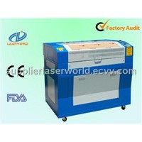 wood laser engraving and cutting machine(900X600mm) CE&FDA