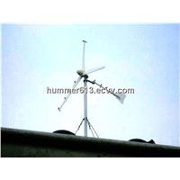 domestic Rooftop Wind Turbine