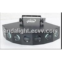 led seven heads effect stage light