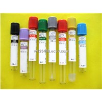 medical vacuum blood collection tubes