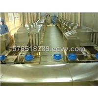 microwave medicine drying and sterilizing equipment