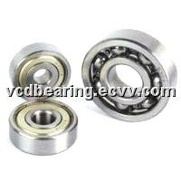 precision low noise 6303 2RS emq quality ball bearings