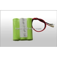 rechargeable battery NI-MH AA 1500mAh 3.6V