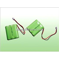 rechargeable battery NI-MH AA 2000mAh 3.6V