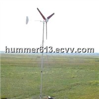 reliable wind turbine for remote area