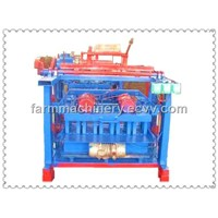 small type baking-free brick making machine