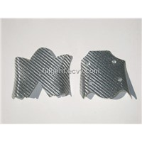 Carbon fiber /  Glass  fiber  support  piece