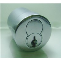 Lock cylinder for Japanese Design Mortise Lever locks