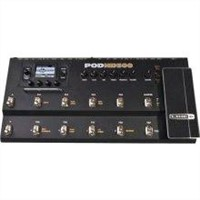 Line Pod HD500-Multi-Effects Pedalboard