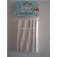 RD Custom Header Card Printing Cake Pops Sticks, Cheap Paper Sticks