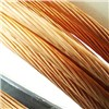 Copper strand Wires with 40% Electrical Conductivity Made of Copper Clad Steel